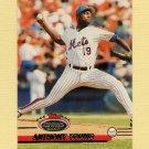 1993 Stadium Club Baseball #582 Anthony Young - New York Mets