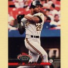 1993 Stadium Club Baseball #579 Al Martin - Pittsburgh Pirates