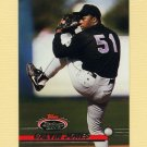 1993 Stadium Club Baseball #578 Calvin Jones - Colorado Rockies