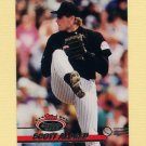 1993 Stadium Club Baseball #573 Scott Aldred - Colorado Rockies