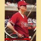 1993 Stadium Club Baseball #572 Dale Murphy - Philadelphia Phillies