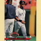 1993 Stadium Club Baseball #571 Gerald Williams - New York Yankees