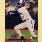 1993 Stadium Club Baseball #561 Alfredo Griffin - Toronto Blue Jays