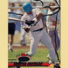 1993 Stadium Club Baseball #554 Orestes Destrade - Florida Marlins