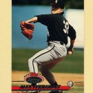 1993 Stadium Club Baseball #552 Alex Fernandez - Chicago White Sox