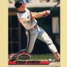 1993 Stadium Club Baseball #543 Chad Curtis - California Angels