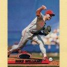 1993 Stadium Club Baseball #539 Mike Williams - Philadelphia Phillies