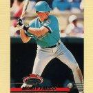 1993 Stadium Club Baseball #535 Monty Fariss - Florida Marlins