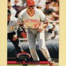 1993 Stadium Club Baseball #534 Hal Morris - Cincinnati Reds