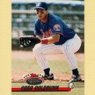 1993 Stadium Club Baseball #522 Greg Colbrunn - Montreal Expos
