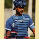 1993 Stadium Club Baseball #520 Carlos Delgado - Toronto Blue Jays