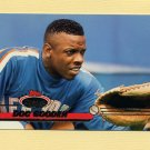 1993 Stadium Club Baseball #514 Dwight Gooden - New York Mets