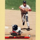 1993 Stadium Club Baseball #508 John Valentin - Boston Red Sox