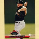 1993 Stadium Club Baseball #506 Darren Holmes - Colorado Rockies