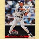 1993 Stadium Club Baseball #505 Kevin Koslofski - Kansas City Royals