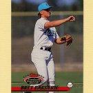 1993 Stadium Club Baseball #481 Bret Barberie - Florida Marlins