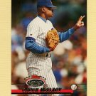 1993 Stadium Club Baseball #472 Chuck McElroy - Chicago Cubs