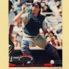 1993 Stadium Club Baseball #470 Mike Macfarlane - Kansas City Royals