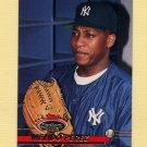 1993 Stadium Club Baseball #465 Melido Perez - New York Yankees