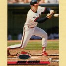 1993 Stadium Club Baseball #459 John Orton - California Angels