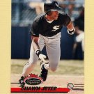 1993 Stadium Club Baseball #453 Shawn Jeter - Chicago White Sox