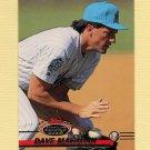 1993 Stadium Club Baseball #452 Dave Magadan - Florida Marlins