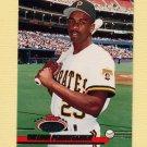 1993 Stadium Club Baseball #447 William Pennyfeather - Pittsburgh Pirates