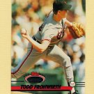 1993 Stadium Club Baseball #445 Todd Frohwirth - Baltimore Orioles