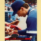 1993 Stadium Club Baseball #439 Rusty Meacham - Kansas City Royals