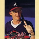 1993 Stadium Club Baseball #436 Jeff Blauser - Atlanta Braves