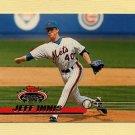 1993 Stadium Club Baseball #433 Jeff Innis - New York Mets