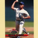 1993 Stadium Club Baseball #430 Hector Fajardo - Texas Rangers