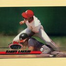 1993 Stadium Club Baseball #415 Barry Larkin - Cincinnati Reds