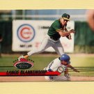 1993 Stadium Club Baseball #413 Lance Blankenship - Oakland A's