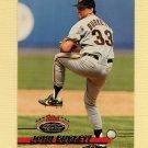 1993 Stadium Club Baseball #412 John Burkett - San Francisco Giants