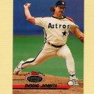 1993 Stadium Club Baseball #411 Doug Jones - Houston Astros
