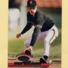 1993 Stadium Club Baseball #405 Mike Benjamin - San Francisco Giants