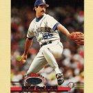 1993 Stadium Club Baseball #402 Rich DeLucia - Seattle Mariners