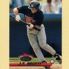 1993 Stadium Club Baseball #397 J.T. Bruett - Minnesota Twins