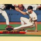 1993 Stadium Club Baseball #394 Andy Van Slyke - Pittsburgh Pirates