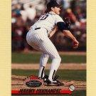1993 Stadium Club Baseball #392 Jeremy Hernandez - San Diego Padres