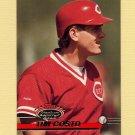 1993 Stadium Club Baseball #390 Tim Costo - Cincinnati Reds