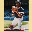 1993 Stadium Club Baseball #389 Skeeter Barnes - Detroit Tigers