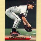 1993 Stadium Club Baseball #387 Robin Ventura - Chicago White Sox