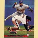 1993 Stadium Club Baseball #377 William Suero - Milwaukee Brewers