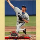 1993 Stadium Club Baseball #374 Kevin Appier - Kansas City Royals