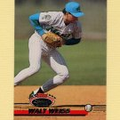 1993 Stadium Club Baseball #370 Walt Weiss - Florida Marlins