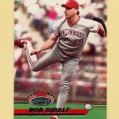 1993 Stadium Club Baseball #369 Rob Dibble - Cincinnati Reds