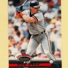 1993 Stadium Club Baseball #357 Rob Deer - Detroit Tigers