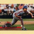 1993 Stadium Club Baseball #351 Sid Fernandez - New York Mets